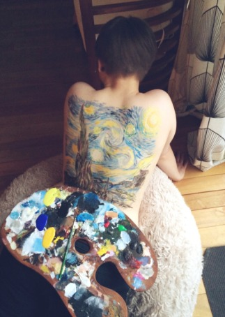 back art1